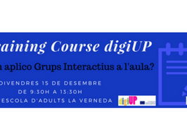 TRAINING COURSE digiUP